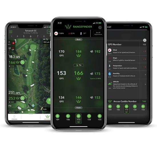 Arccos Caddie Smart Sensors Review