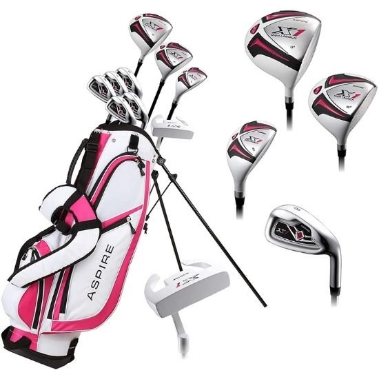 Aspire X1 Ladies Complete Golf Clubs Set Review