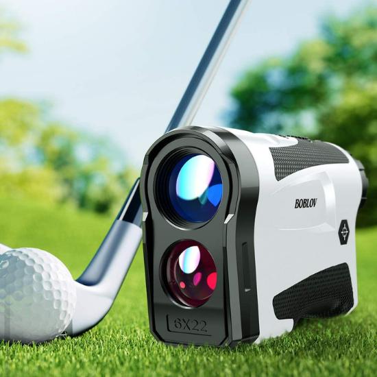 BOBLOV 650Yards Golf Rangefinder Review