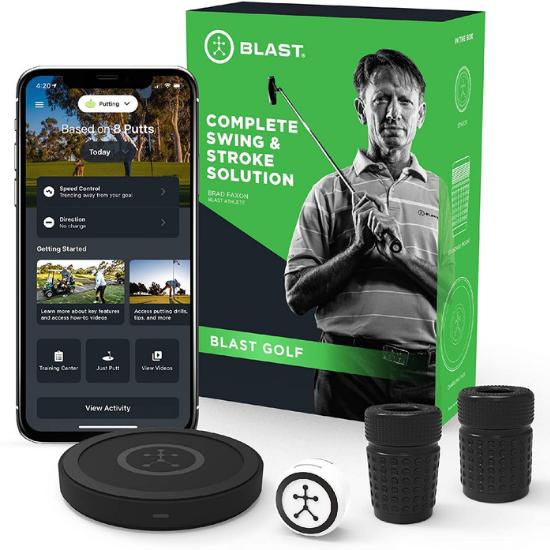 Blast Motion Golf Swing Analyzer Review