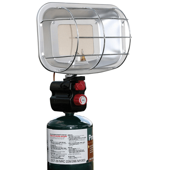 Buggies Unlimited portable propane golf cart heater
