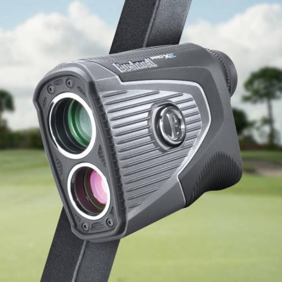 Bushnell Pro XE Golf Laser Rangefinder Review