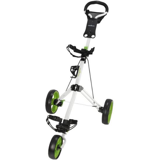 Caddymatic Golf Pro Lite 3 Wheel Golf Cart review