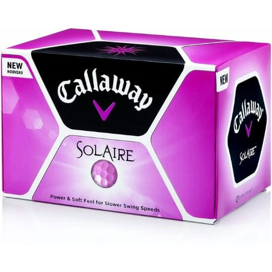 Callaway Golf Solaire Balls Review