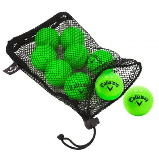 Callaway HX Practice Golf Balls Review