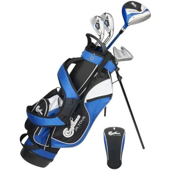 Confidence Junior Golf Club Set with Stand Bag Review