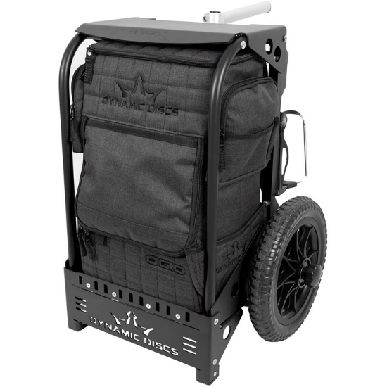 Dynamic Discs Backpack Disc Golf Cart Review