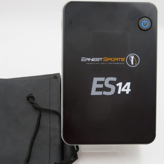 Ernest Sports ES14 Pro Golf Launch Monitor Review
