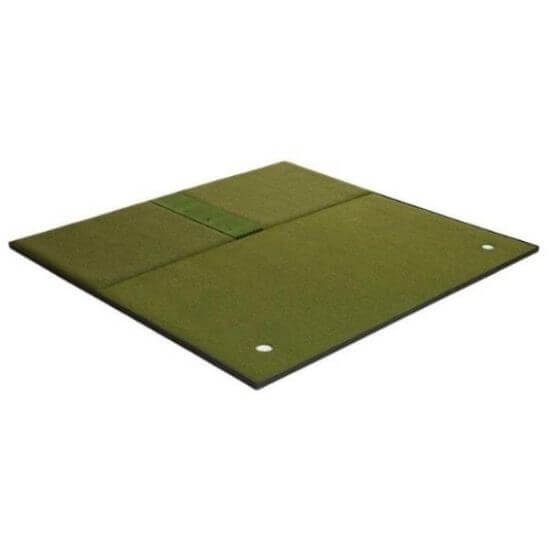 Fiberbuilt Combo Golf Mat & Putting Green Review