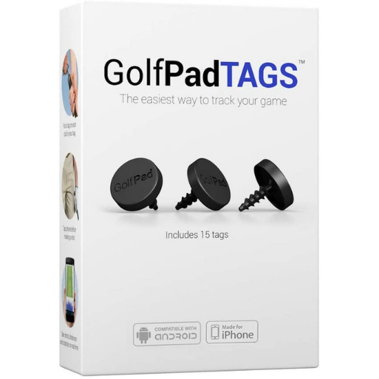 GOLF TAGS Real-Time Golf Swing Tracker Review