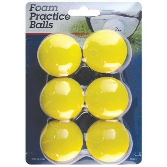 Intech Golf Foam Practice Balls Review