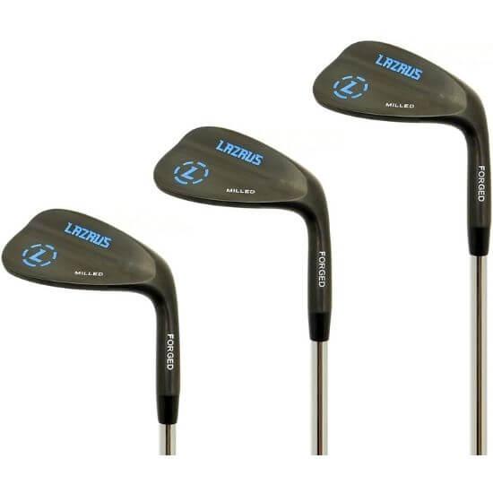 LAZRUS Premium Forged Golf Wedge Set Review