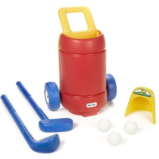 Little Tikes Totsports Easy Hit Golf Set Review