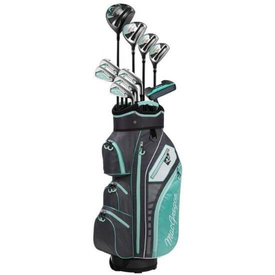 MACGREGOR Golf DCT3000 Premium Ladies Golf Clubs Set Review
