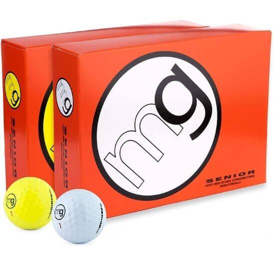 MG Golf Balls Review