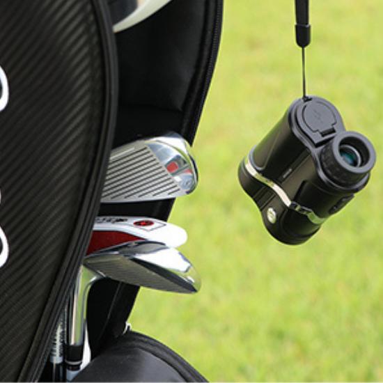 MOESAPU Laser Rangefinder for Golf Review