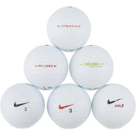 Nike Mix AAAA Golf Balls Review