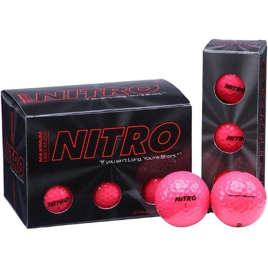 Nitro Maximum Distance Golf Balls review
