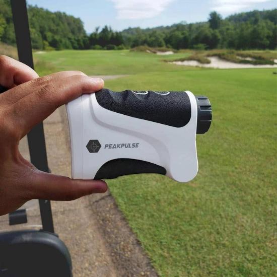 PEAKPULSE Golf Laser Rangefinder Review