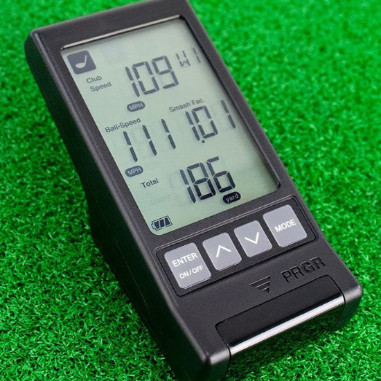 PRGR Black Pocket Launch Monitor Review