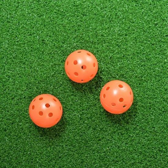 best practice golf ball
