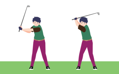Proper Golf Backswing Guide- 4 Simple Steps!