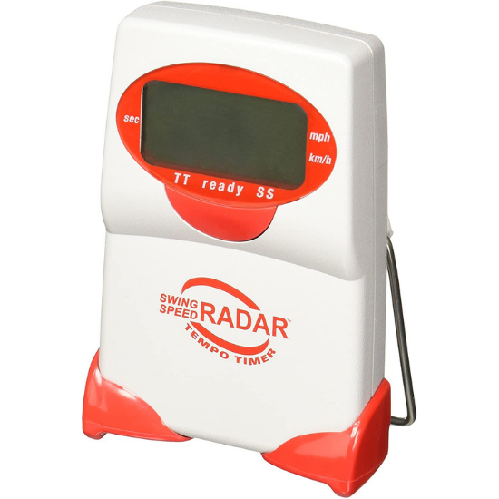 Sports Sensors Golf Swing Speed Radar with Tempo Timer Review