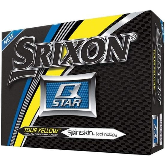 Srixon Q Star Golf Balls Review