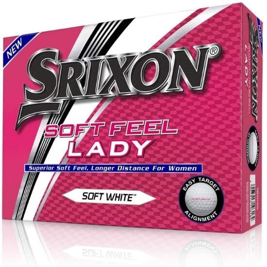 Srixon Soft Feel Lady Golf Balls Review