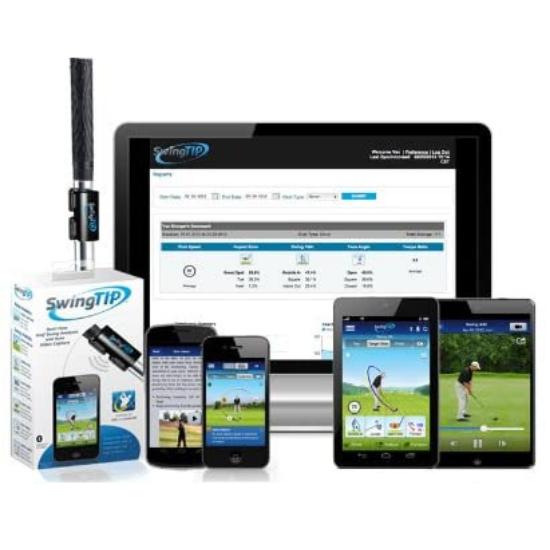 SwingTIP Golf Swing Analyzer Review