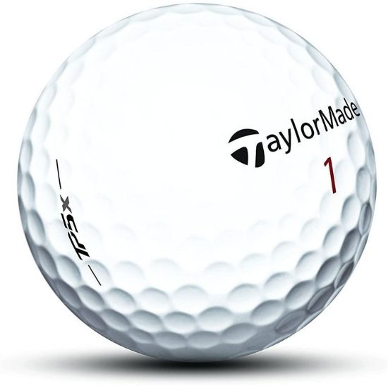 TaylorMade TP5X Golf Balls review