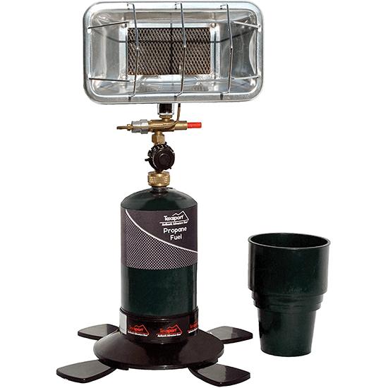 Texsport Sportsmate portable propane heater