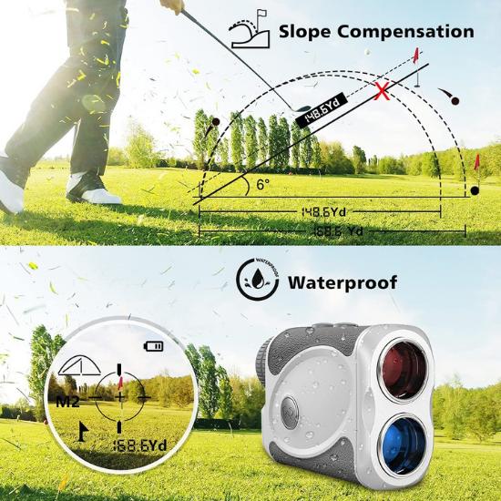 Wosports Golf Rangefinder Review
