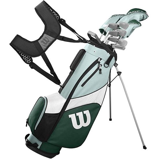 Wilson Golf Profile SGI Golf Set Review