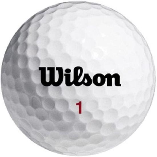 Wilson Smart Core Golf Balls review