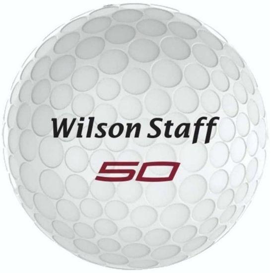 Wilson Staff Fifty Elite Golf Balls review