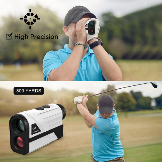 Wosports Golf Rangefinder with Slope review