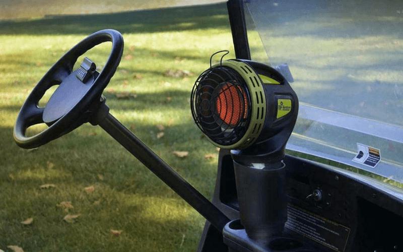 best golf cart heater