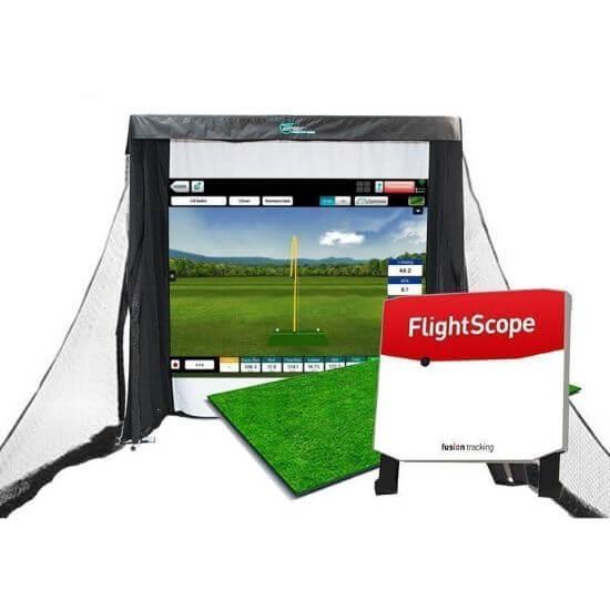 FlightScope X3 Premium Golf Simulator Review