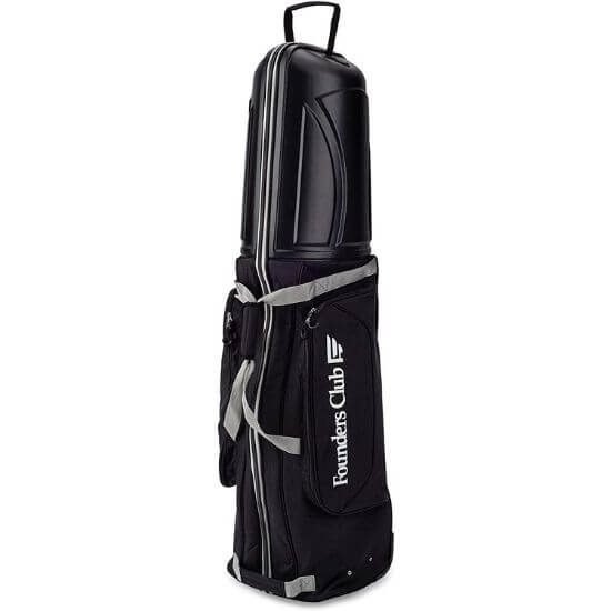 Founders Club Golf Travel Cover Luggage review