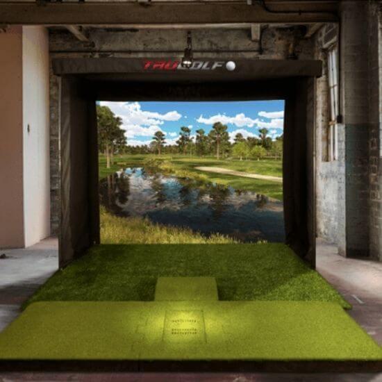 TruGolf Vista 10 Golf Simulator Review