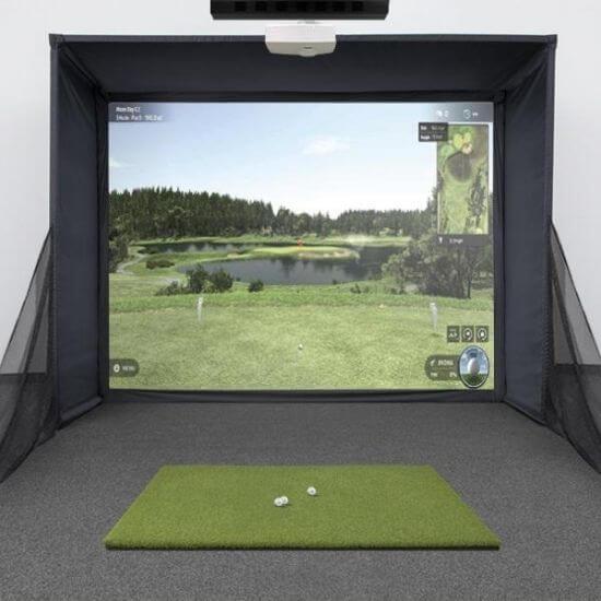 Uneekor EYE XO SwingBay Golf Simulator Review